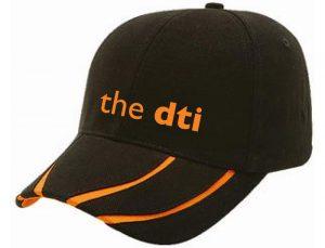 The DTI Cap3 of 12